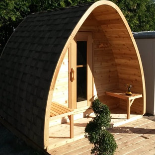 POD Saunas, Oasis Hot Tub & Sauna of New England