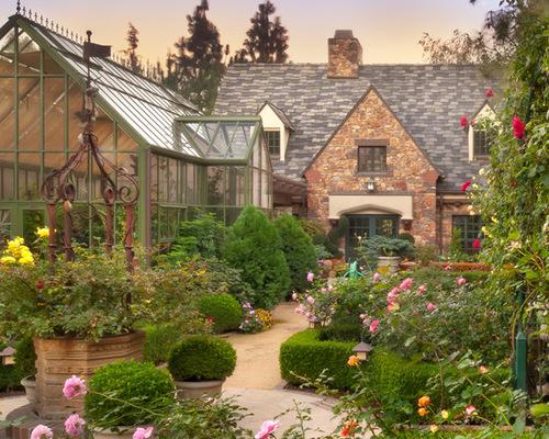 Victorian Garden House Gazebo | Houzz