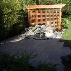 Asian Landscape by Costa Verde Contracting & Landscapes