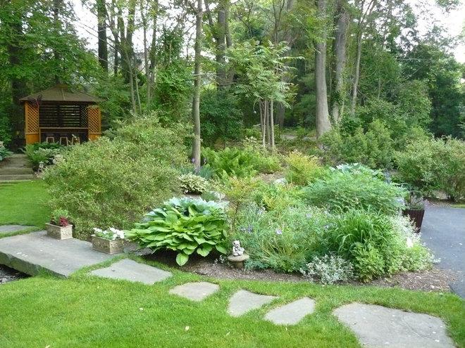Eclectic Landscape by Garrett Churchill Inc.