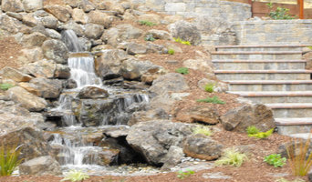 Pondless Waterfall