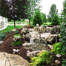 Traditional Landscape by WaterScape