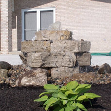 Traditional Landscape by Pondering Waters, LLC