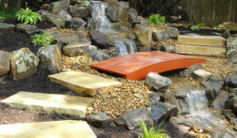 Pondless Waterfalls - Several Different projects that I have Designed & Built.