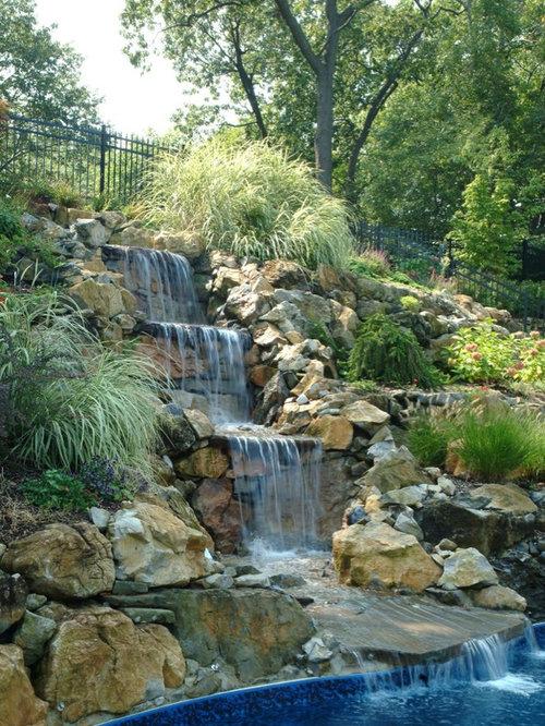 Kolonialstil hanggarten ideen f r die gartengestaltung for Teich design nyc