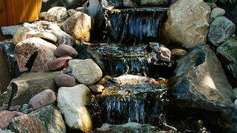 Ponds & Waterfalls