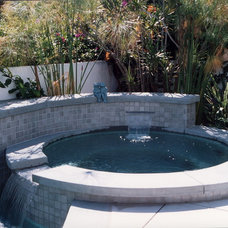 Traditional Landscape by Diane Waingrow Architect AIA