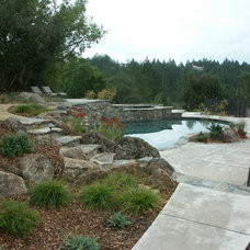 Traditional Landscape by Geared for Growing Landscape Services