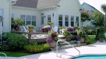 Pool Patio &  deck