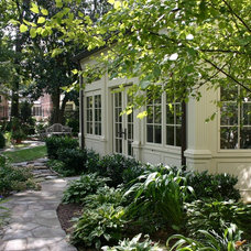 Traditional Landscape by Eric Stengel Architecture, llc