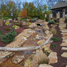 Rustic Landscape by Outdoor Innovations