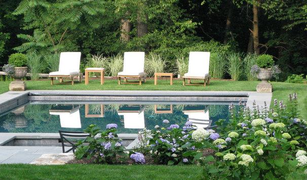 Traditional Landscape by Austin Ganim Landscape Design, LLC