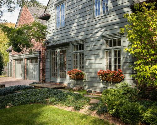 Sage Green Garage Doors Home Design Ideas Renovations