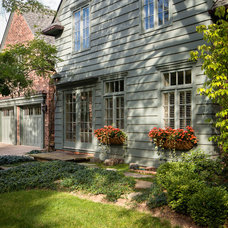 Traditional Landscape by MainStreet Design Build