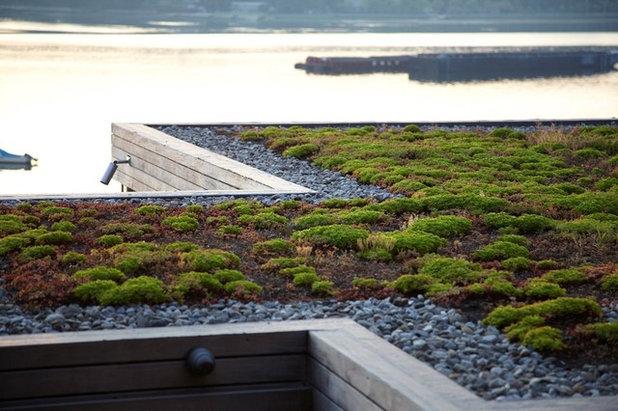 Minimalistisch Garten by Narofsky Architecture + ways2design