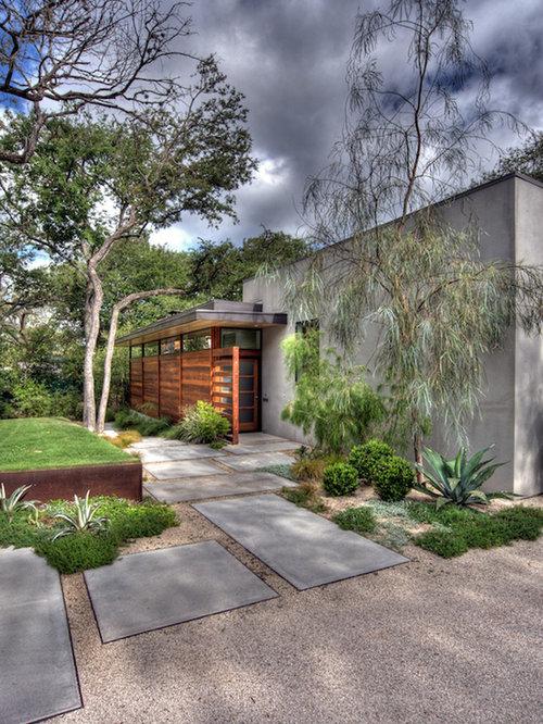 Large Concrete Pavers Home Design Ideas Pictures Remodel