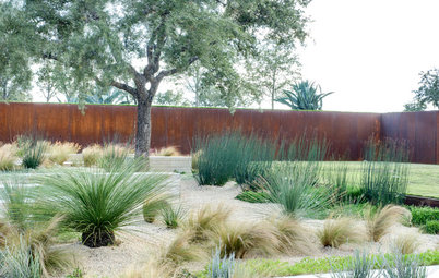 Cor-Ten Steel Brings Enduring Texture to Landscapes