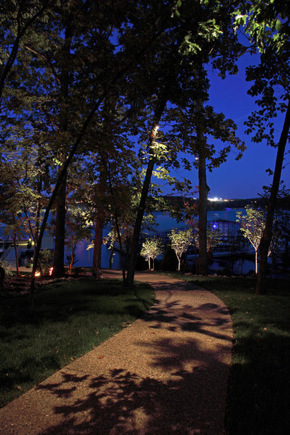 Landscape Lighting Book : The top ways to light up your landscape