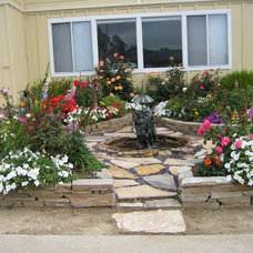 Traditional Landscape by Healy Landscape Construction, Inc.