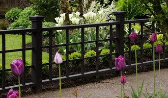 Portland, Oregon Cottage Style Garden Design