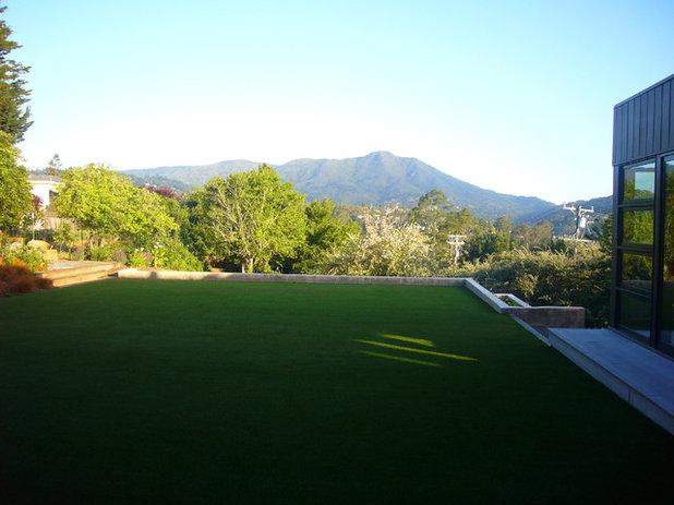 Modern Landscape Portnoy/Danzig House View