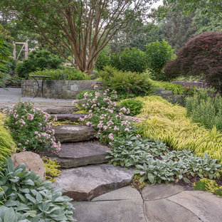 75 Most Popular Arts And Crafts Side Yard Garden Design Ideas For