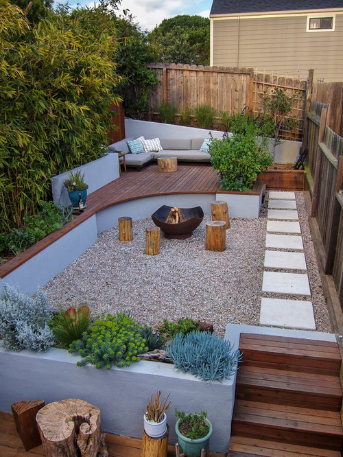 Drought Tolerant Backyard Designs a back yard sustainable landscape Saveemail Seed Studio Landscape Design