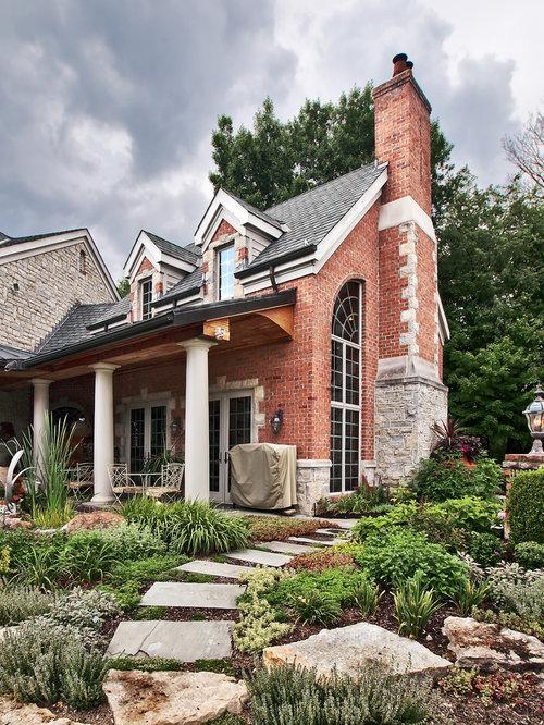 Red Brick Stone : Stone and red brick houses pixshark images