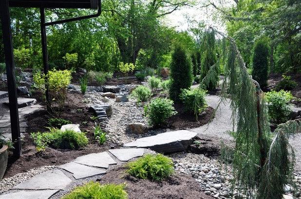Классический Сад by Pacific Ridge Landscapes Ltd