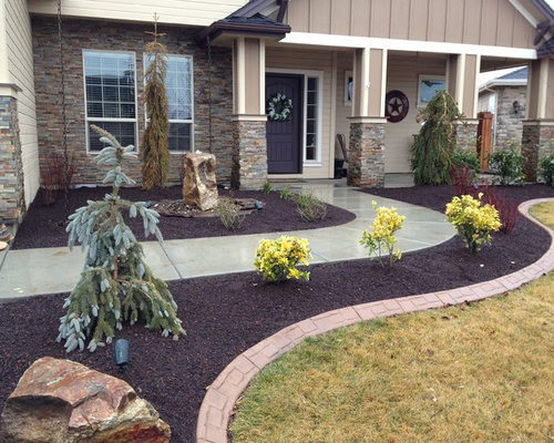 Southwestern boise landscape ideas designs remodels photos for Landscape design boise