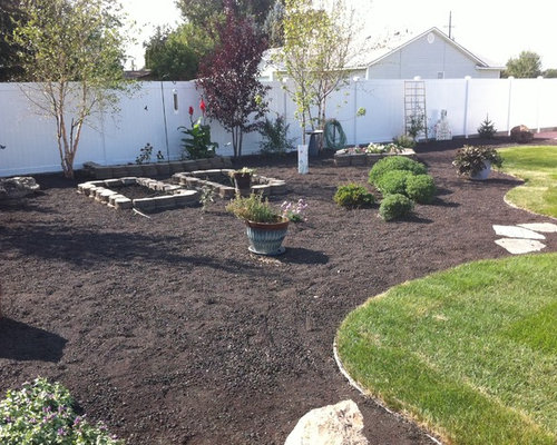Boise xeriscape design ideas remodels photos for Landscape design boise