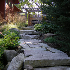 Eclectic Landscape by Switzer's Nursery & Landscaping, Inc.