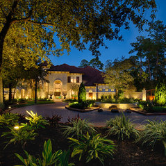 Association of outdoor lighting professionals harrisburg pa us 17112 private home carlton woods 2015 lighting award of mozeypictures Image collections