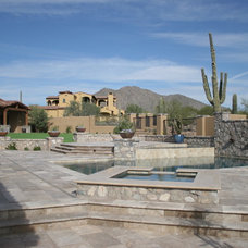 Traditional Landscape by The Artisan Group, LLC