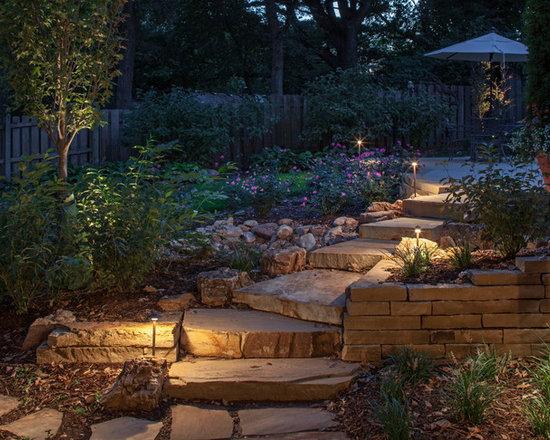 Outdoor Step Lighting Houzz