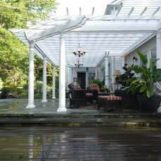 Traditional Landscape by THE OHIO VALLEY GROUP, INC.
