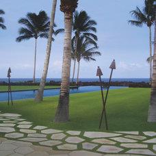 Tropical Landscape by Suzman Design Associates