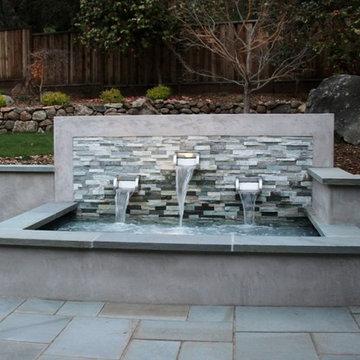 Proctor Terrace Backyard