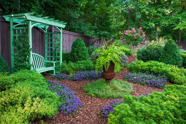 Rustikal Garten by DK Design