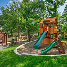 Traditional Kids by Pearson Landscape Services