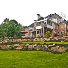 Property masters landscape and design marietta ga us 30066 for Master landscape home design pro