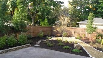 Providence Garden for the Birds