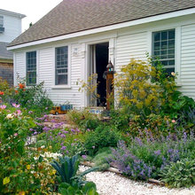 Vegetables and Flowers Mix in Beautiful Edible Gardens