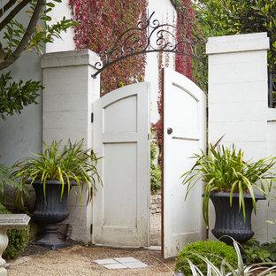 EmailSave & Wrought Iron Garden Gate | Houzz