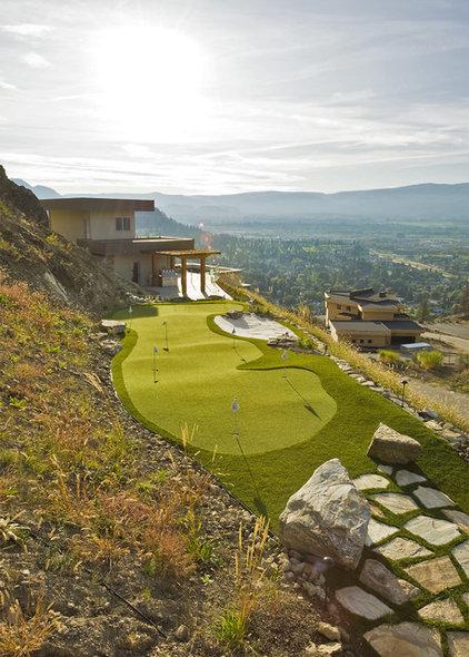Modern Landscape by Begrand Fast Design Inc.