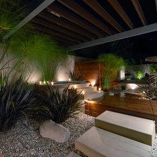Modern Landscape by DLFstudio