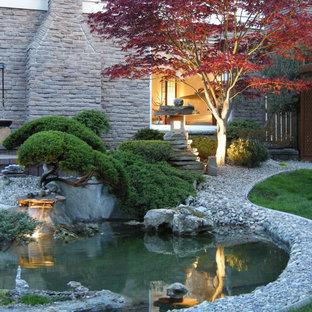 Asiatischer Garten in Toronto