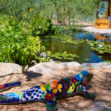 Eclectic Landscape by The Pond Gnome