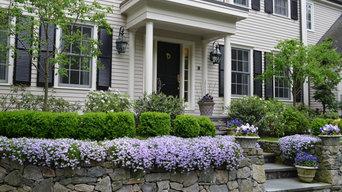 Quintessential New England Colonial