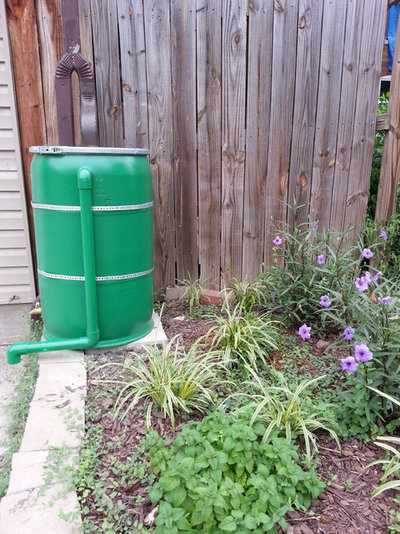 American Traditional Garden by Simply Sustainable Landscaping